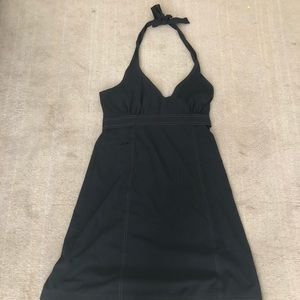 Athleta packable halter dress